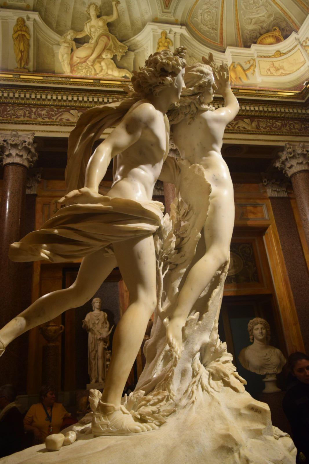 Apollo e Dafne del Bernini